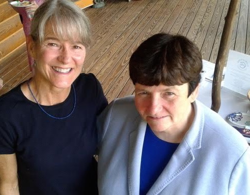 Waitsfield Select Board Chair Paul Hartshorn and State Treasurer Beth Pearce Endorse Kari